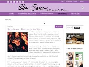 Steve Sasco Designs Blog