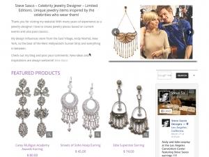 Steve Sasco Designs Home Page