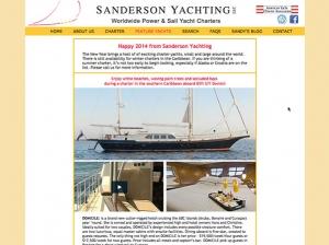 Sanderson Yachting