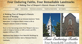 Four Faiths Walking Tour