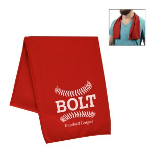 Recycled Pet Cooling Sport Towel